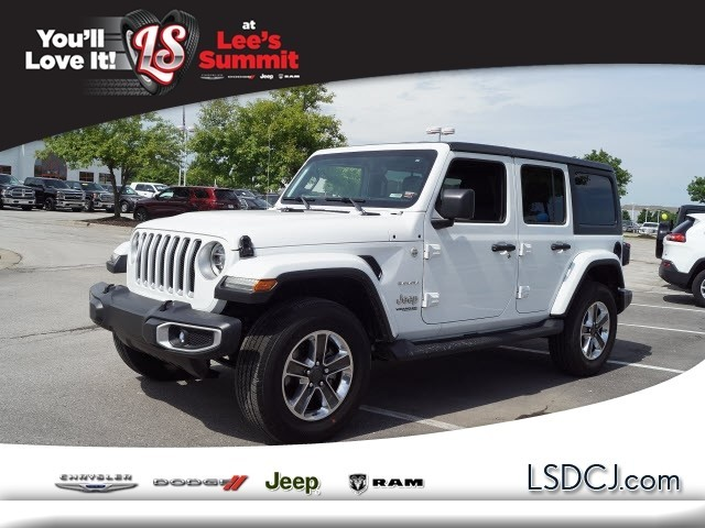 Certified Pre Owned 2018 Jeep Wrangler Unlimited Sahara