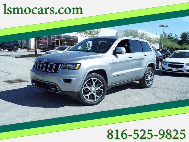 Certified Pre-Owned 2018 Jeep Grand Cherokee Sterling Edition