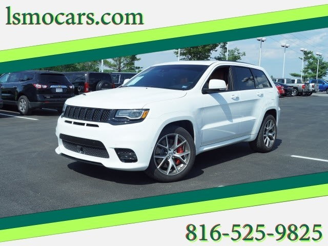 Certified Pre-Owned 2017 Jeep Grand Cherokee SRT