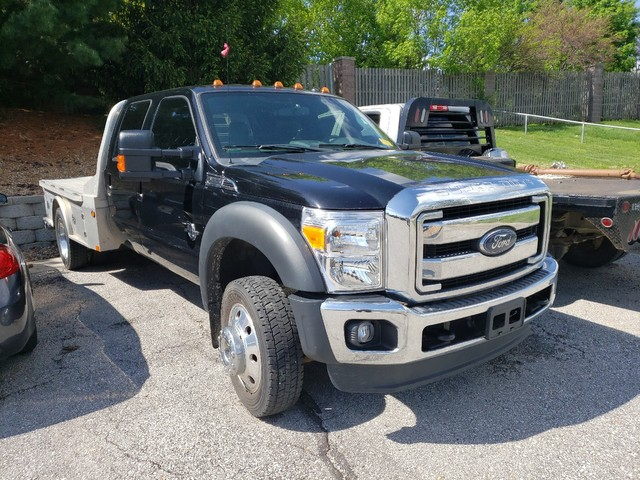 Pre-Owned 2016 Ford Super Duty F-550 DRW Lariat