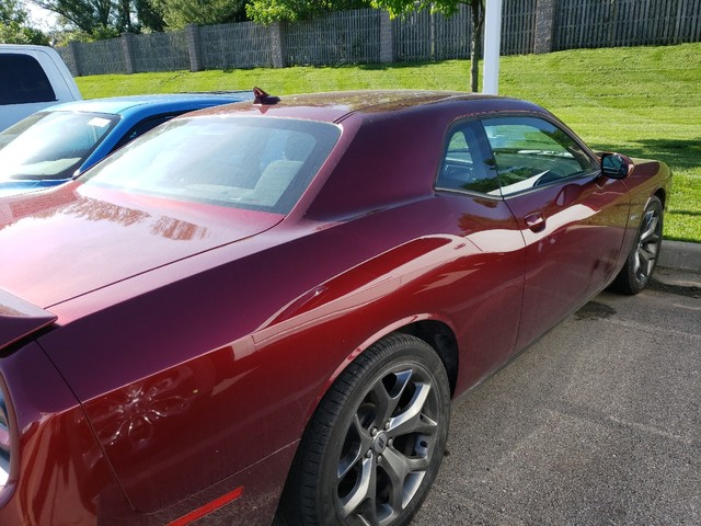 Certified Pre-Owned 2017 Dodge Challenger R/T Plus