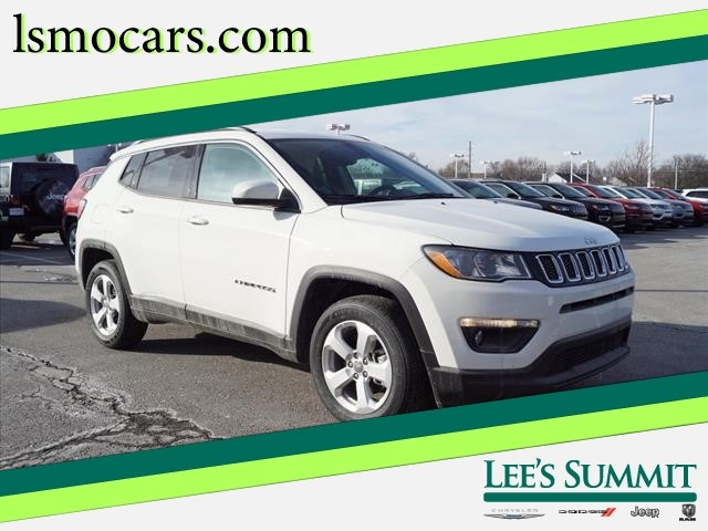 Great New 2018 JEEP Compass Latitude
