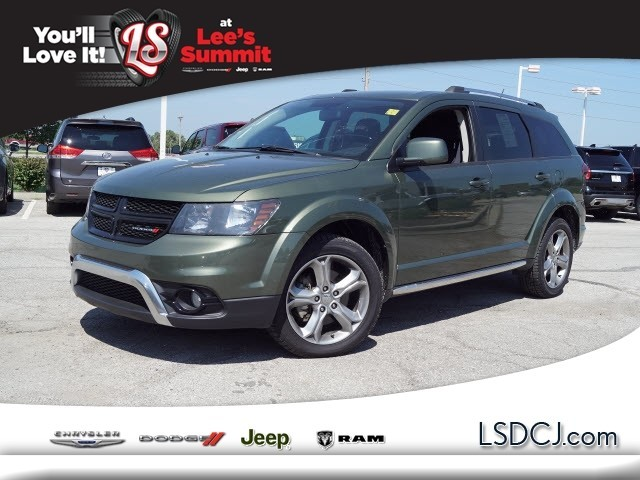 Certified Pre Owned 2017 Dodge Journey Crossroad