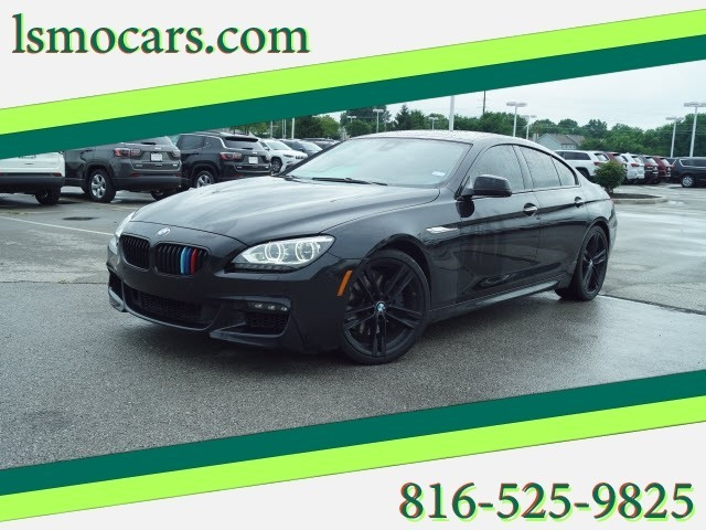 Pre-Owned 2014 BMW 6 Series 650i