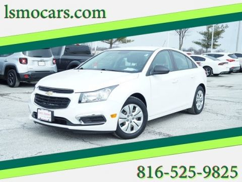 Pre-Owned 2016 Chevrolet Cruze Limited L