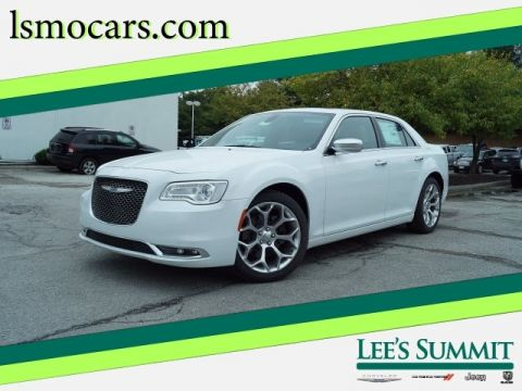 New 2018 CHRYSLER 300 C